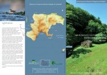 Folletos de rutas balizadas. Naturea Cantabria.