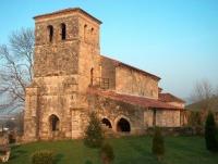 Fachada principal Iglesia de San Andrés de Argomilla