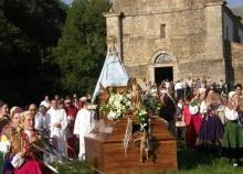 Pocesión Virgen de Valvanuz