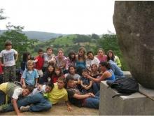 Cartel Campamento verano 2011 Deporcantabria