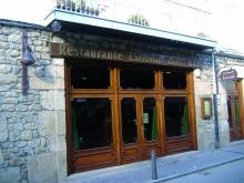 Exterior Restaurante El Español