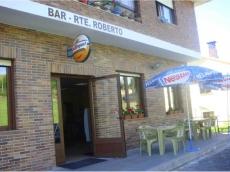Fachada Bar Restaurante Roberto