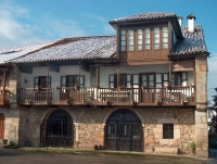 Casona de Cabello en San Román