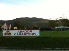 Exterior Asador Cabárceno