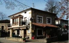 Exterior Restaurante El Cruce