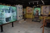 Interior del Museo de las Amas de Cría Pasiegas