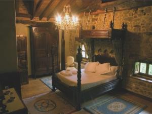 Interior Casona Palacio de Trasvilla