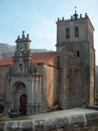 Iglesia de Santa María en la Cárcoba de Miera