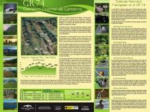 Cartel GR74 etapa 5