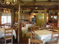 Interior Restaurante Las Piscinas