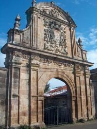 Portalada del Obispo - Vega de Villafufre
