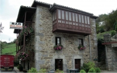Fachada Casa Setién