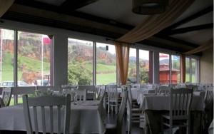 Interior Restaurante Los Osos