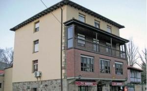 Fachada principal de Casa Navarro