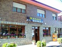 Exterior Restaurante El Bomba