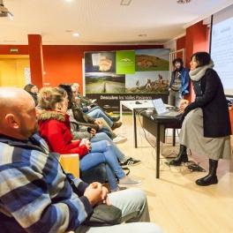 Éxito de la sesión informativa sobre la 1ª Lanzadera de Empleo