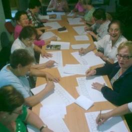 Continúan las actividades formativas para los mayores de la comarca
